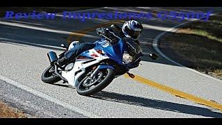 7. Review Gs500f impresiones / MotoVlog en Español