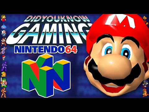Nintendo 64 (N64) - Did You Know Gaming? Feat. Brutalmoose