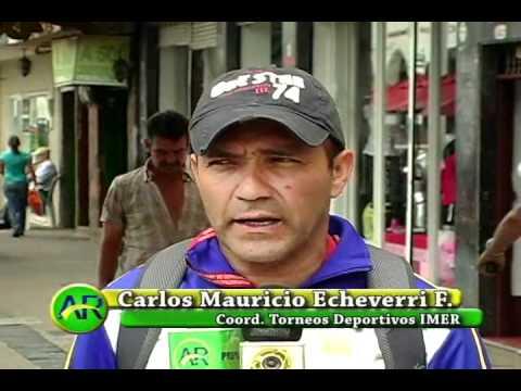 Listos los torneos oficiales del IMER Rionegro