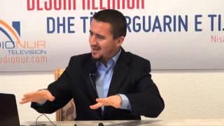 Përse duhet të ftojm në fe dhe besim - Hoxhë Ahmed Kalaja (Seminari- Ulm 2013)