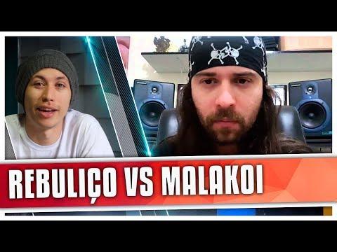 REACT Felipe Neto vs Nando Moura - Youtubers Fight #1 (Lugar Inexistente) (видео)