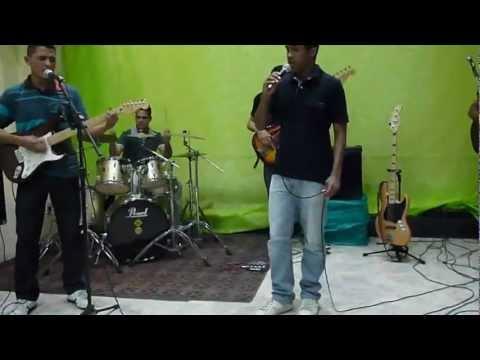 Deus Me Ama- Versão Banda Davi's!! PiB em São Marcos Ao ViVo