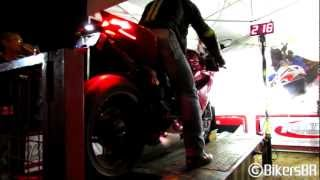 6. Ducati 1199 Panigale S Top Speed - 358km/h on dyno! Mandi MotoFest 2012