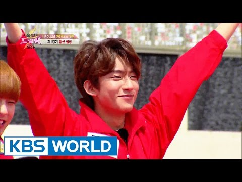 Let's Go! Dream Team II | 출발드림팀 II : Global Special - Let's Be Friends, Part 1 [ENG/2016.06.09]