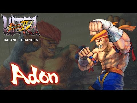 adon - Capcom Fighters elsewhere: 'Like' on Facebook: http://www.facebook.com/capcomfighters http://www.facebook.com/streetfighter Follow on Twitter: http://www.twi...
