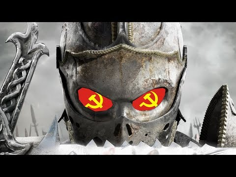 For Honor being communist