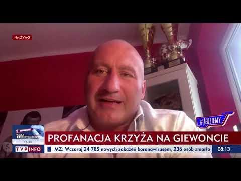 Marcin Najman – nowy specjalista od wszystkiego w TVP info