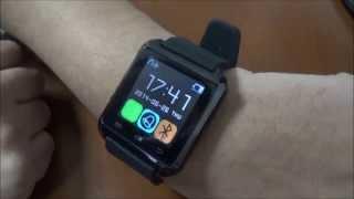 Smart Watch U8 Bluetooth, Reloj digital para celulares!