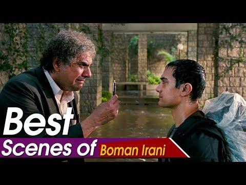 Best Scenes Of Boman Irani | 3 Idiots | Aamir Khan, Sharman Joshi, R. Madhavan