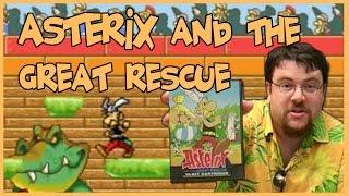 Video Joueur du grenier - Astérix and the great rescue - Megadrive MP3, 3GP, MP4, WEBM, AVI, FLV Agustus 2017