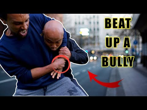 How do you beat up a bully | Wing Chun Master