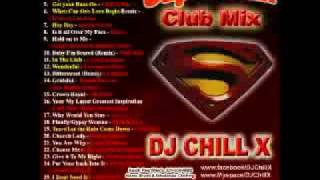 Dj chill x club mix superman cd sample past future for Old house music mix