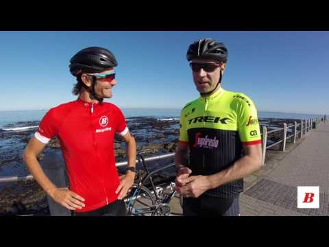 Oli Munnik chats to TdF legend, Jens Voigt, about 'Shut-Up Legs', his career and how to approach the windy conditions predicted for the Cape Town Cycle Tour on Sunday.