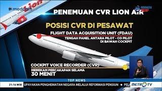 Video Kronologi Penemuan CVR Lion Air JT610 PK-LQP MP3, 3GP, MP4, WEBM, AVI, FLV Januari 2019