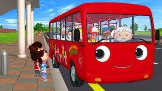 Video детские песенки | Колёса у автобуса | мультфильмы для детей | Литл Бэйби Бум MP3, 3GP, MP4, WEBM, AVI, FLV Januari 2019