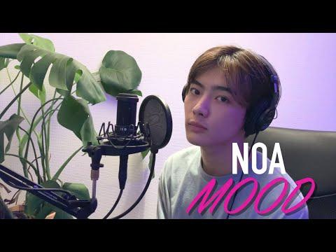 24kGoldn - Mood (NOA COVER)