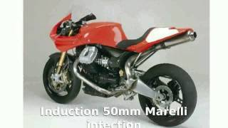 2. Moto Guzzi MGS-01 Corsa Info, Specification
