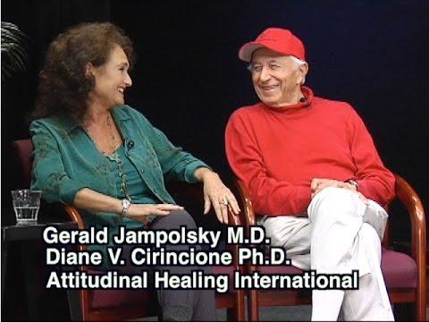 Musical Medicine with Soleil - Jerry Jampolsky & Diane Cirincione Part 2 Marin TV