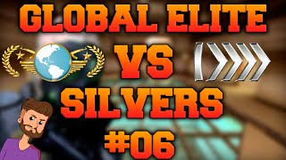 Video CS:GO - Global Elite VS Silvers #6 MP3, 3GP, MP4, WEBM, AVI, FLV Desember 2017