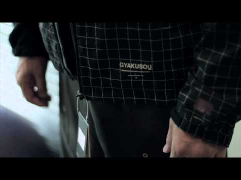 Video: Nike x Undercover Gyakusou Collection &#8211; Behind The Scenes