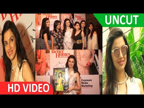 UNCUT | Success Celebrating | Divya Khosla Kumar | On The Cover Of | Better Homes & Gardens Magazine