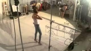 Raven Denim SS13 time lapse