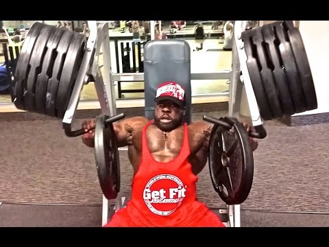 muscle - Kali Muscle Does 540 Pound Hammer Strength Press Subscribe ▷︎▷︎ http://full.sc/1rgLfsM Website ▷︎ http://kalimuscle.com Book: Xcon to Icon ▷︎ http://full.sc/...