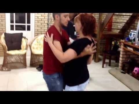 Zouk Nicole Duarte e Thiago Martins - Rancho Queimado - jan 2014