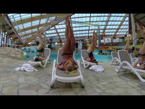 Taneční studio IMPULS v Aquapalace Praha