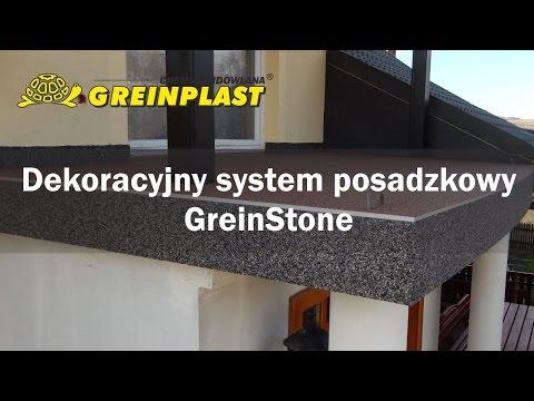 GreinStone - Dekoracyjny system posadzkowy