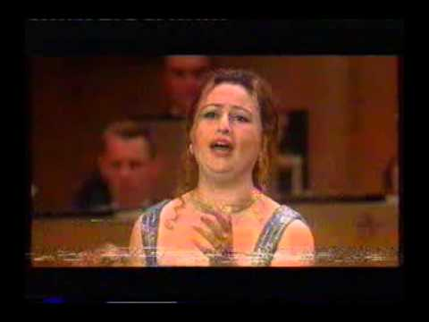 لبانة قنطار ، الرابعة عالميا في الغناء الأوبرالي