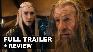 The Hobbit The Battle Of The Five Armies Official Trailer + Trailer Review : Beyond The Trailer
