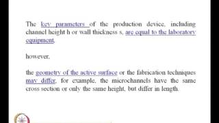 Mod-05 Lec-05 Microscale Manufacturing Practices