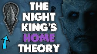 "Check out my Game of Thrones Season 7 Theory ""The Night King's Home Revealed"". I breakdown clues from The Night King's ..."