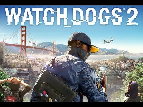 Watch Dogs 2 стрим