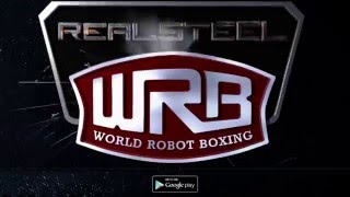 Real Steel World Robot Boxing Vídeo YouTube
