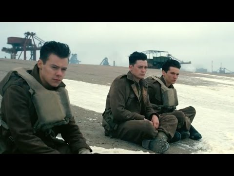 'Dunkirk' Official Trailer (2017) | Tom Hardy, Harry Styles