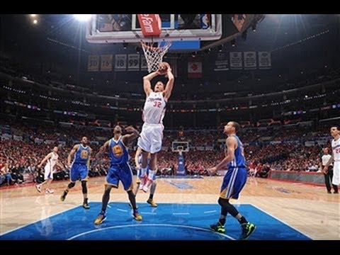 high - Los Angeles Clippers Highlights: http://www.nba.com/video/clippers Subscribe to NBA LEAGUE PASS http://www.nba.com/leaguepass Download NBA Game Time http://www.nba.com/mobile...