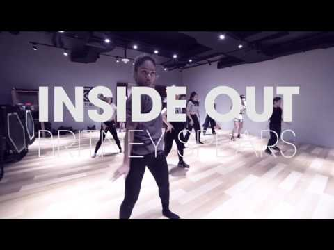 Inside Out- Britney Spears / Amin Waacking