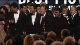 Nonton Slumdog Millionaire Wins Best Picture  2009 Oscars Film Subtitle Indonesia Streaming Movie Download