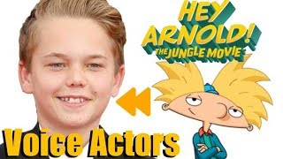 "Nonton ""Hey Arnold!: The Jungle Movie"" (2017) Voice Actors and Characters Film Subtitle Indonesia Streaming Movie Download"