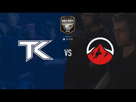 Elevate vs Team Kaliber | CWL Champs 2018 | Day 4 (видео)