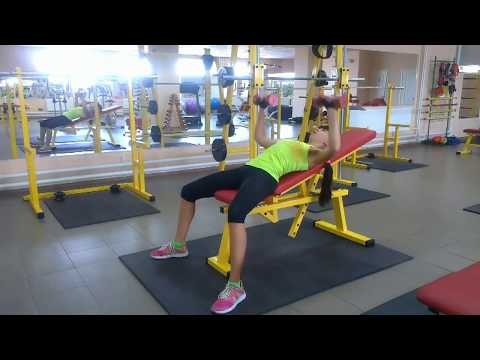 Смотреть как правильно качать мышцы