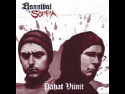 Hannibal & Soppa - Liskojen Yö