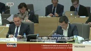 Video La région s'appellera Hauts-de-France MP3, 3GP, MP4, WEBM, AVI, FLV Agustus 2017