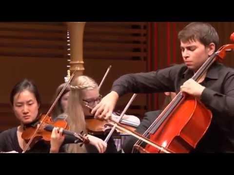 Boris Nedialkov (2e prijs NCC): Saint-Saëns cello concert - deel 2