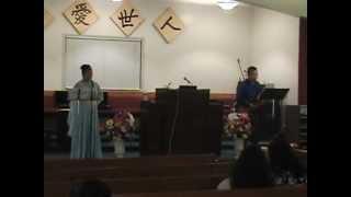 Sheng Moua's Testimony (Beauty for Ashes...Isaiah 61:3)