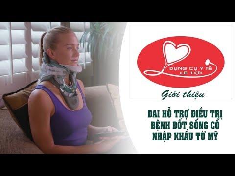Đai Kéo Cổ Giãn Đốt Sống Cổ Collar Therapy ( Mỹ)
