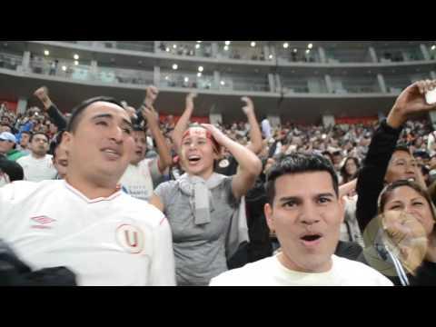 Clasico es ganarte - Hinchada del mas grande - Trinchera Norte - Universitario de Deportes