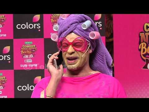 COMEDY NIGHTS BACHAO TAAZA Pammi Aunty ROCKS at pr